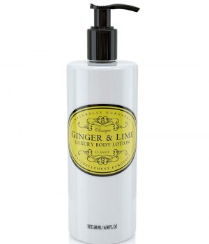 Ginger & Lime Naturally European Hand Cream   The Candle Tree